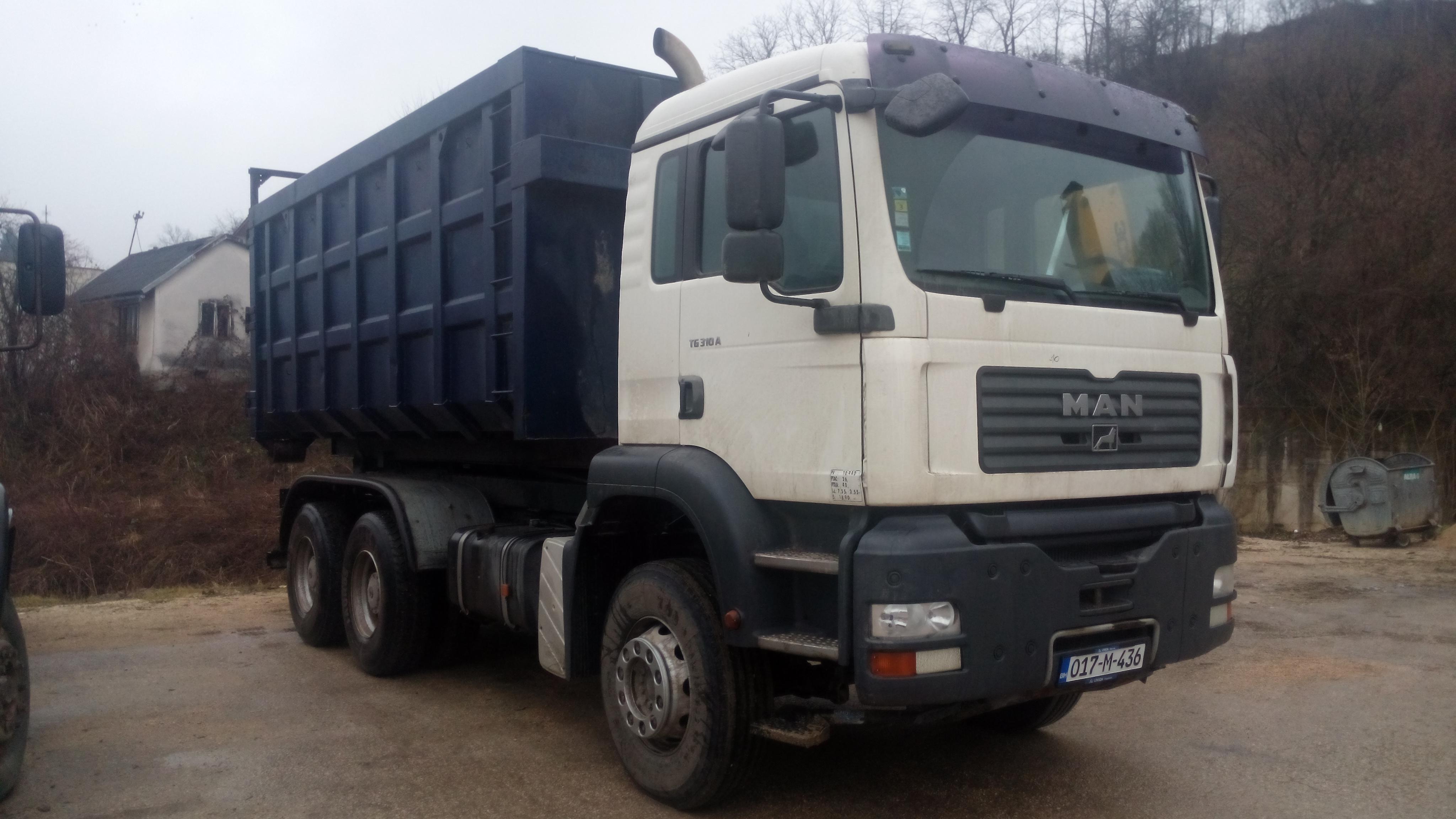 Pretovarna rampa za učinkovitije sakupljanje i transport otpada